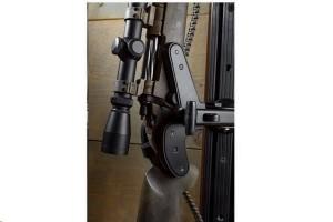 Blac-Rac 1070 Series LOCKED Weapon Mount w/ 10in T-Rail
