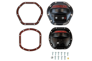 Teraflex Dana 30 DIfferential Cover and Lube Locker Package - JK