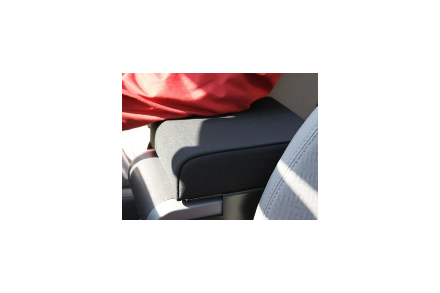 Rugged Ridge Arm Rest Pad Black - JK 2007-10