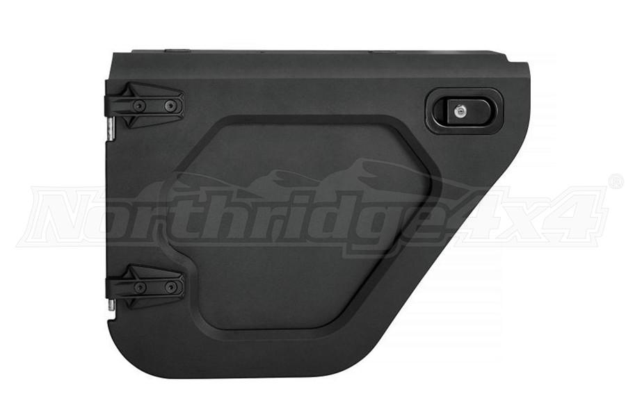 Bestop Rear Core Door, Passenger Side  - JK 4Dr