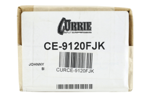 Currie Enterprises Johnny Joint Track Bar Front ( Part Number: CE-9120FJK)