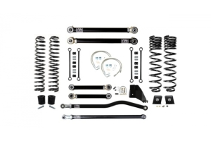 EVO Manufacturing 6.5in Enforcer Lift Kit Stage 3 PLUS - JT