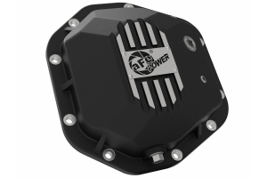 AFE Power Pro Series Dana 44 Rear Differential Cover - Black w/Gear Oil - JK/LJ/TJ