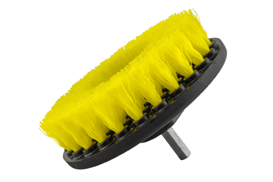Chemical Guys Medium Duty Carpet Brush With Drill Attachment