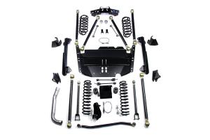 Teraflex 4in Pro LCG Long Flexarm Lift Kit W/Shocks - TJ