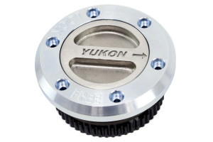 Yukon Locking Hubs Dana 60, 35 Spline for Chevy, Dodge, Ford, GMC (Part Number: )