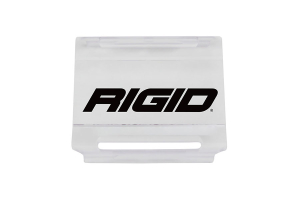 Rigid Industries E-Series 4IN Light Cover, Clear (Part Number: )