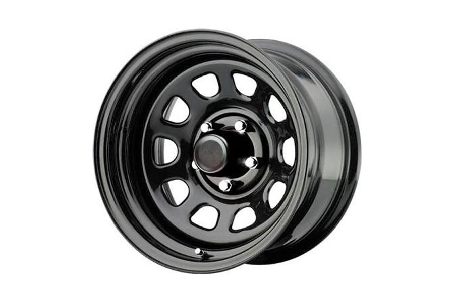 Pro Comp Rock Crawler Extreme Series 51 Wheel Gloss Black 15x10 5x4.5 (Part Number:51-5165)