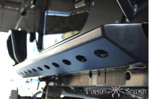 Poison Spyder Brawler Rockers Steel - JK 4dr