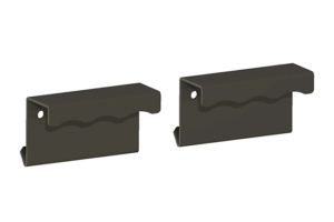 Tuffy Security Aftermarket Soft Top Bar Levers (Part Number: )
