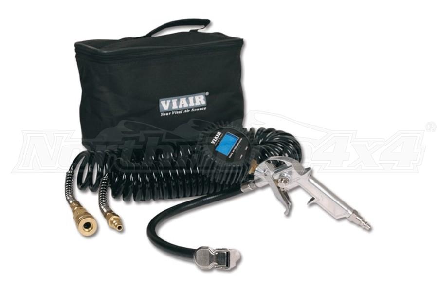 Viair Inflation Kit w/2.5in Digital Tire Gun 200psi
