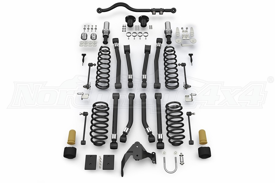 Teraflex Alpine RT3 3in Short Arm Lift Kit - JK 4dr
