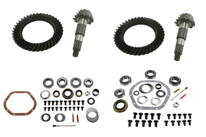 Ten Factory by Motive Gear Dana 44/44 Gear Package and Master Overhaul Kit  ( Part Number: TFJK-RO-KIT1)