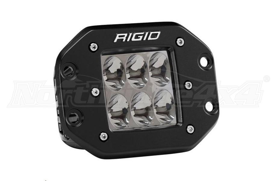 Rigid Industries D-Series Pro Diving Flush Mount  (Part Number:511313)