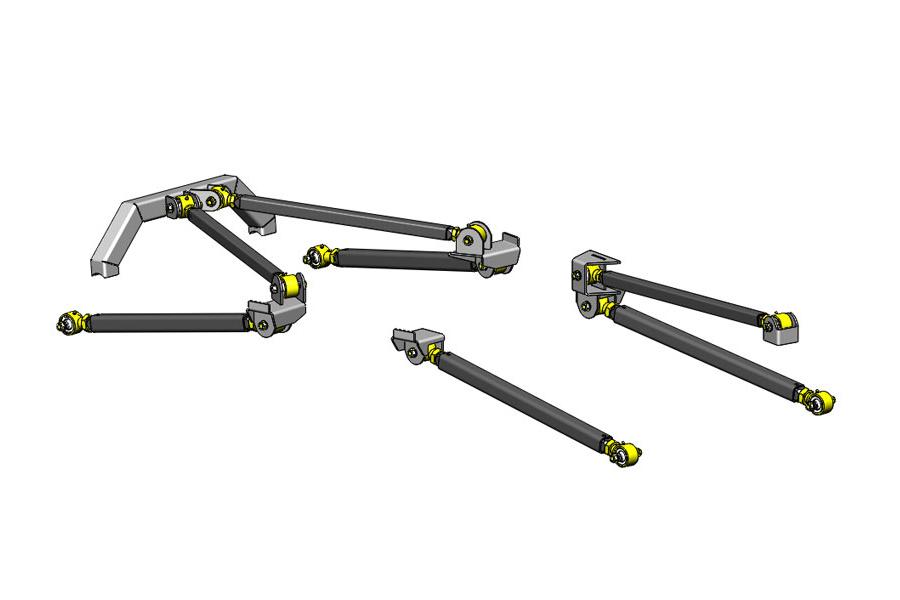 Clayton Pro series 3 Link Long Arm Upgrade Kit (Part Number:4805011)