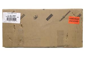Poison Spyder Standard Width Front Crusher Flares Black ( Part Number: 17-03-030P1)