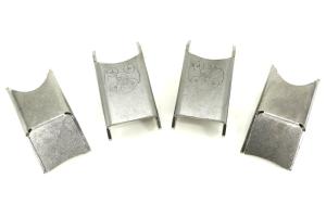 EVO Manufacturing C2 Knuckle Gusset Kit Front ( Part Number: 1006)