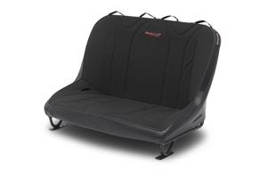 MasterCraft Rubicon Rear Bench Seat w/o Headrests Black/Black (Part Number: )