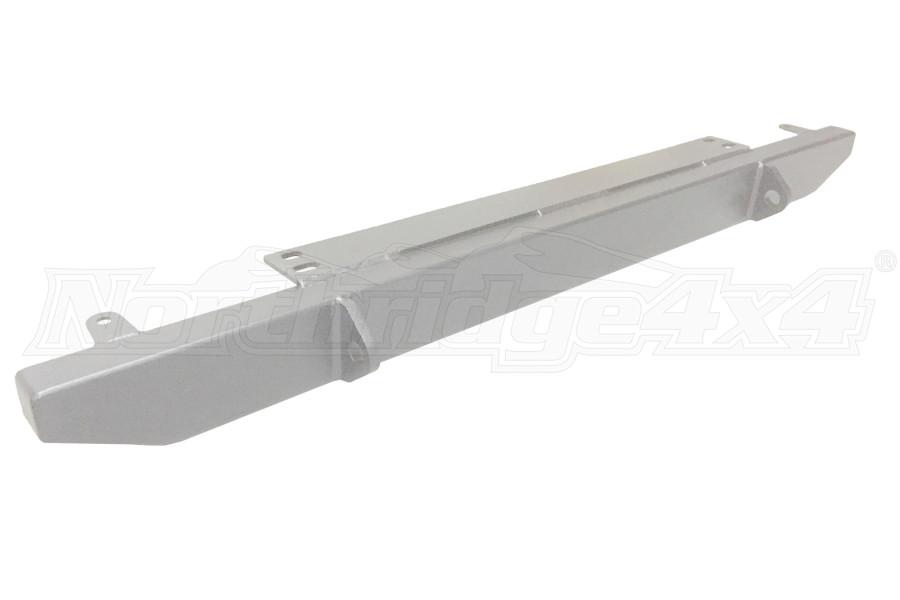 LOD Mid Width Front Bumper Bare Steel (Part Number:JFB9650)
