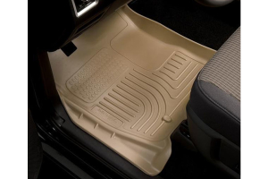 Husky Liners WeatherBeater Front and Second Seat Floor Liners (Part Number: )