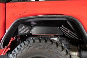 Fishbone Rear Aluminum Inner Fenders - JT
