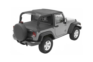 Smittybilt Mesh Extended Top (Part Number: )