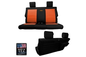 Bartact Tactical Series Rear Bench Seat Cover  - JK 2dr 2011-12