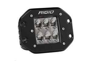 Rigid Industries D-Series Pro Diving Flush Mount  (Part Number: )