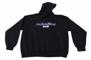 Northridge 4x4 Screen Printed Hooded Sweatshirt Black