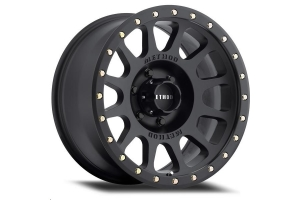 Method Race Wheel 305 Series NV Wheel, Matte Black 17x8.5, 6x135     (Part Number: )