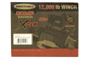 Smittybilt XRC-12 Comp Gen2 Waterproof Winch and Rope (Part Number: )