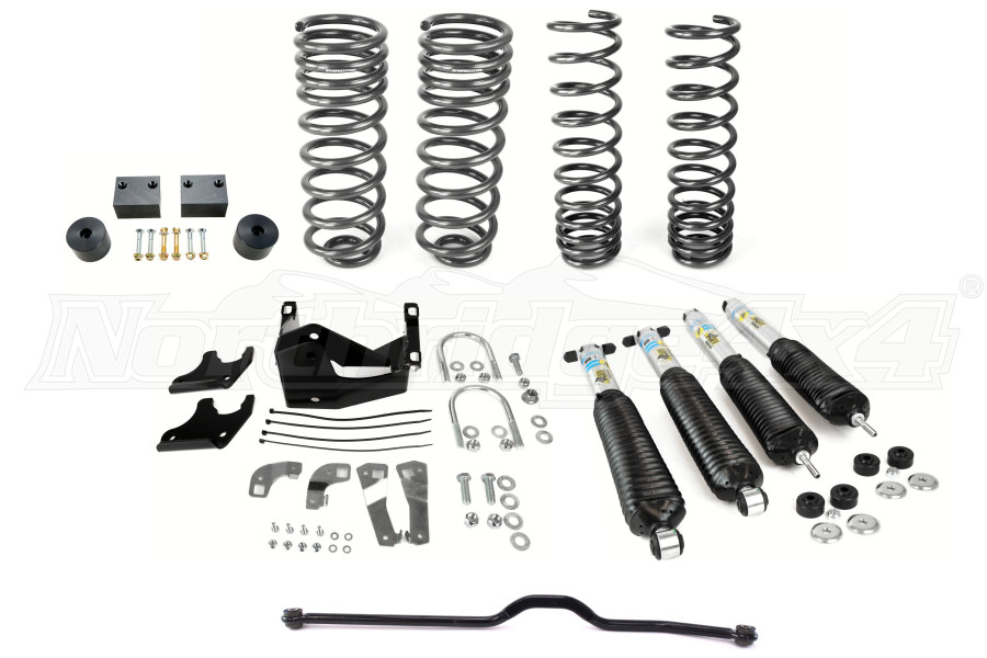 AEV 2.5in DualSport XT Suspension System - JK 4DR