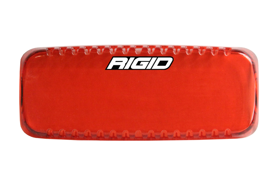 Rigid Industries SR-Q Light Cover Red (Part Number:311953)
