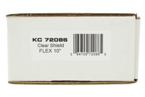 KC HiLiTES Acrylic Flex Light Shield/Cover (Part Number: )