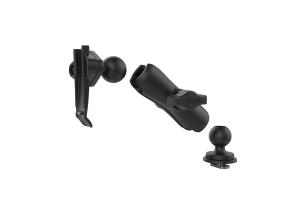 RAM Mounts Track Ball Double Ball Mount w/ Garmin Spine Clip Holder