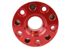 Synergy Manufacturing Hub Centric Wheel Spacers 5x5 1.75in Red ( Part Number: 4113-5-50-H)