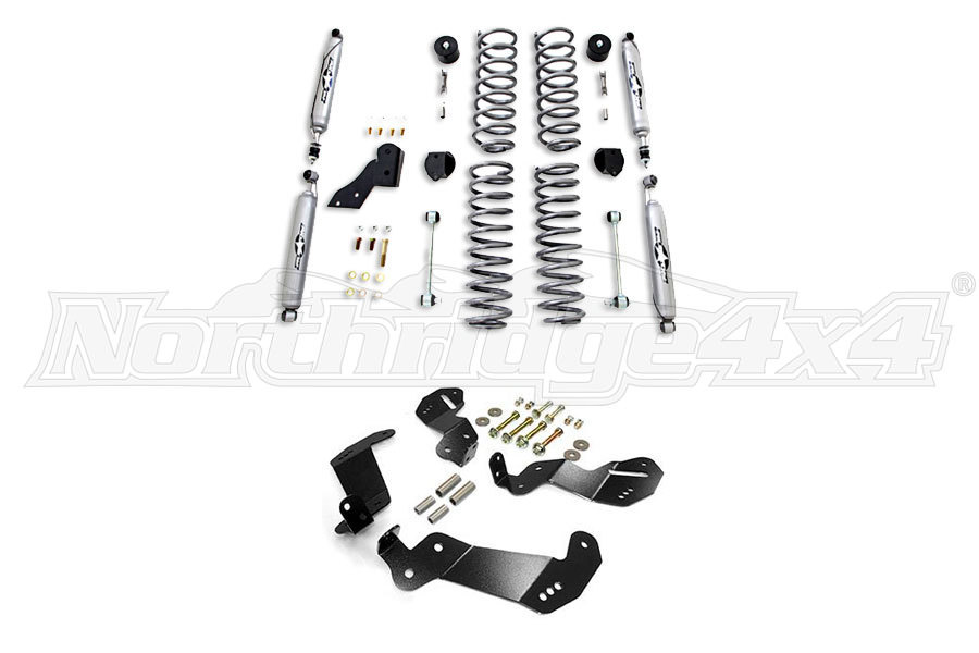 Rubicon Express Lift Kit Package - JK 4dr