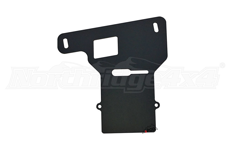 sPod Bantam Flat Mount (Part Number:5000-JK)