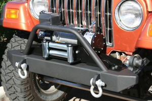 Bulldog Winch Winch Mounting Plate (Part Number: )