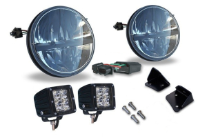 Northridge4x4 Front Light Package (Part Number: )