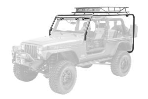 Body Armor Roof Rack Kit - TJ