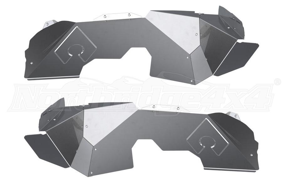 Artec Industries Front Inner Fenders - Solid - JL/JT
