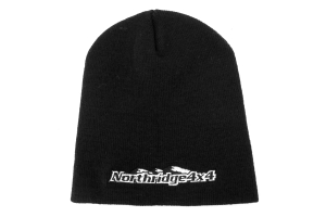 Northridge4x4 Embroidered Beanie Black ( Part Number: NR4X4-BEANIE)