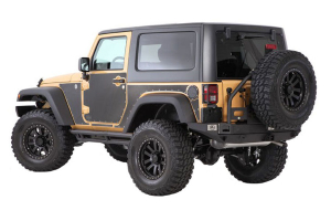Smittybilt MAG Armor Magnetic Side Protection (Part Number: )