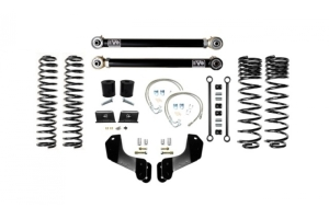 EVO Manufacturing 2.5in Enforcer Overland Lift Kit, Stage 2 (Part Number: )