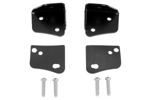 Poison Spyder Lower A-PIllar Light Mount Pair ( Part Number: 45-28-RDA2)