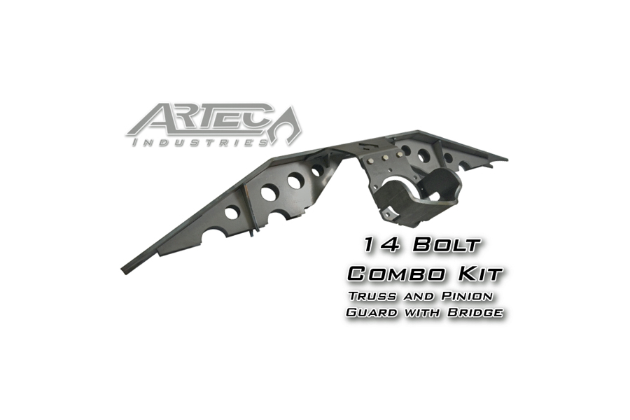 Artec Industries 14-Bolt Combo Kit (Part Number:TR1403)