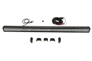 Rigid Industries E-Series Midnight Edition LED Light Bar 50in (Part Number: )