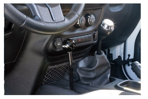 B&M Racing Extended Transfer Case Handle - JK