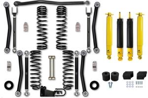 Rock Krawler 3.5in Adventure Series 3 Lift Kit Package w/Shock Options (Part Number: )